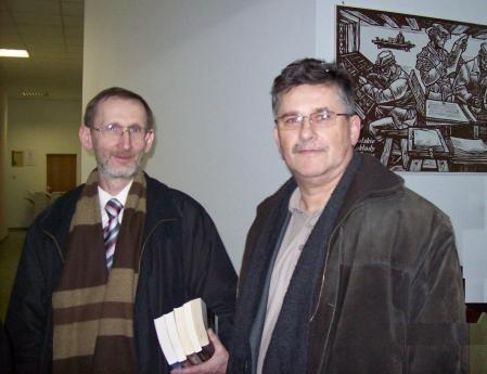 Marek Wierzyk i Roman Rut